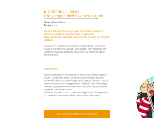 IL CYBERBULLISMO e le 5 regole definitive per evitarlo
